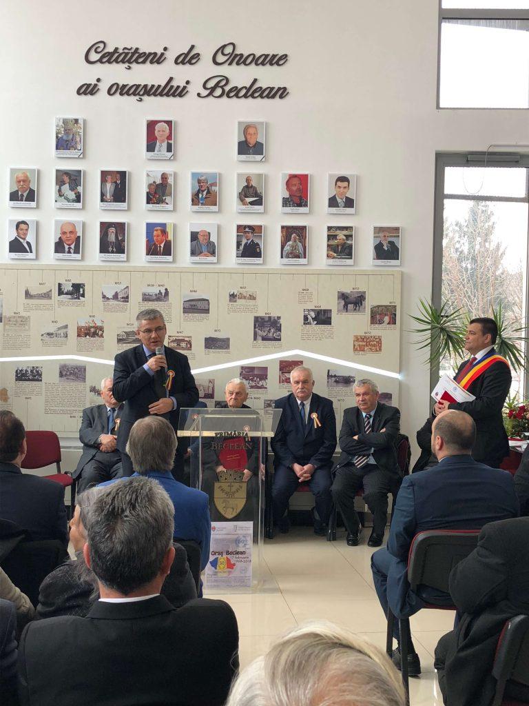 Ioan Deneş, al doilea ministru al Becleanului: Aţi dat totul pentru mine, a venit momentul să dau totul pentru voi