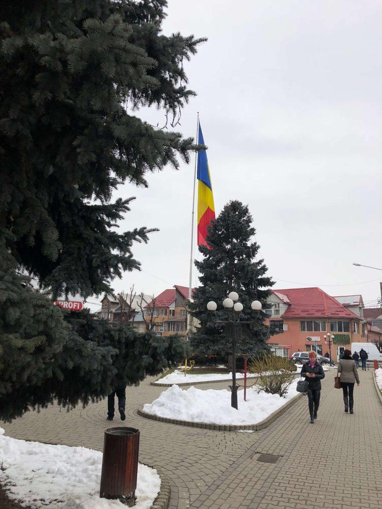 România, 100; Beclean, 50