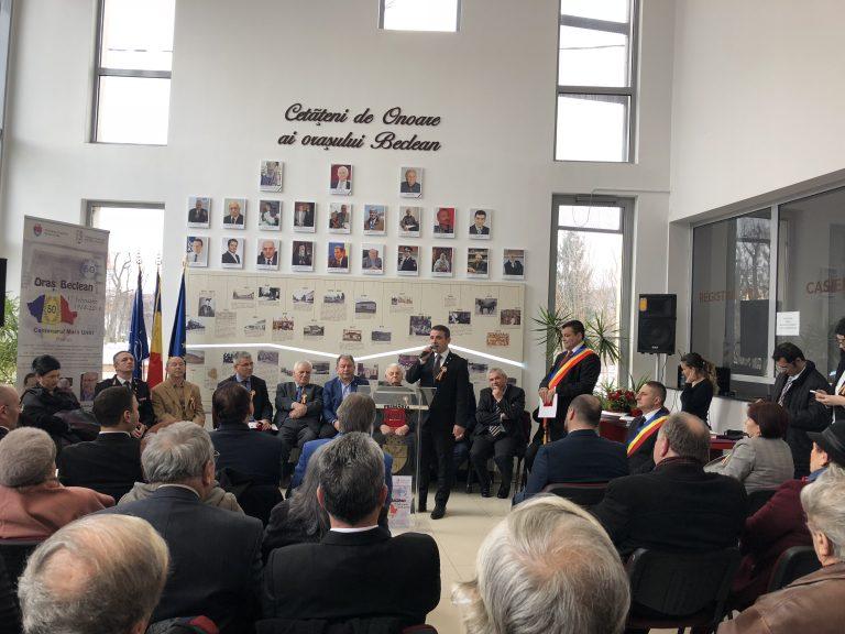 Ioan Turc, preşedinte PNL Bistriţa-Năsăud: Becleanul se transformă