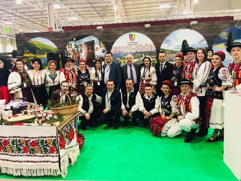 Becleanul, reprezentat la Târgul de Turism al României