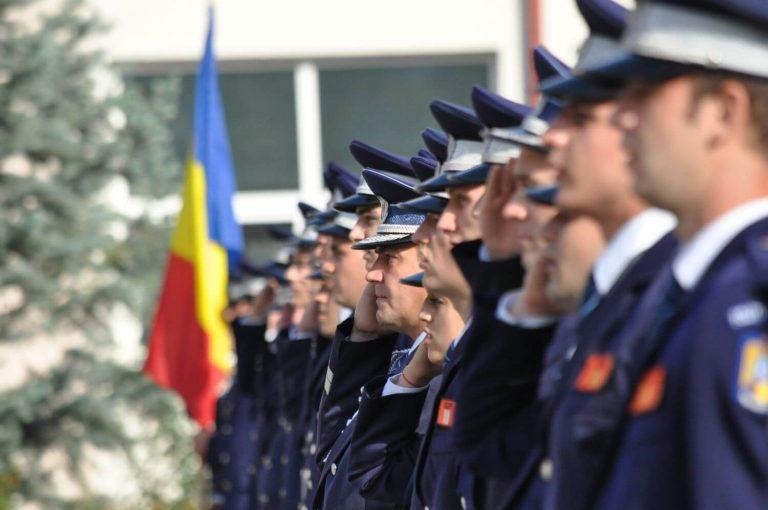 Şcolile de poliţie îi aşteaptă şi pe beclenari