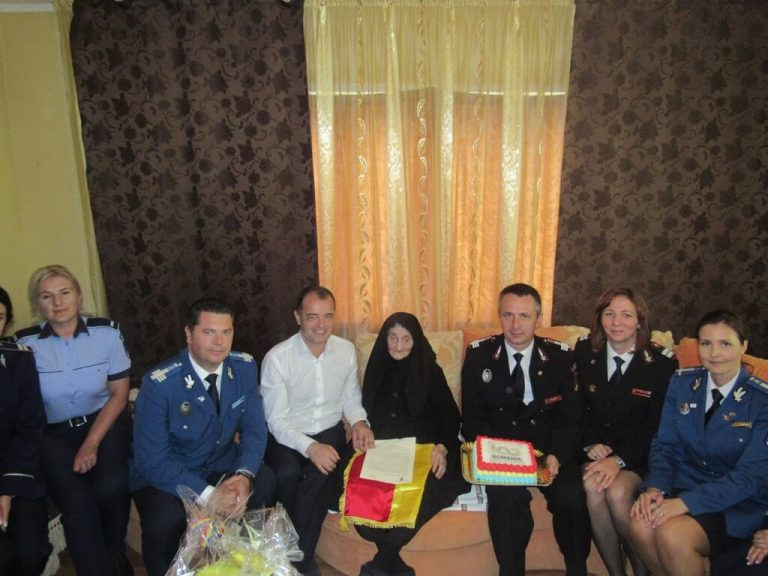 Structurile M.A.I., acasă la cei născuţi deodată cu România Mare; doi sunt din zona Becleanului
