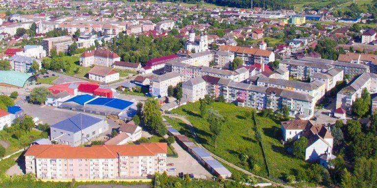 Primăria Beclean cadastrează periferia oraşului