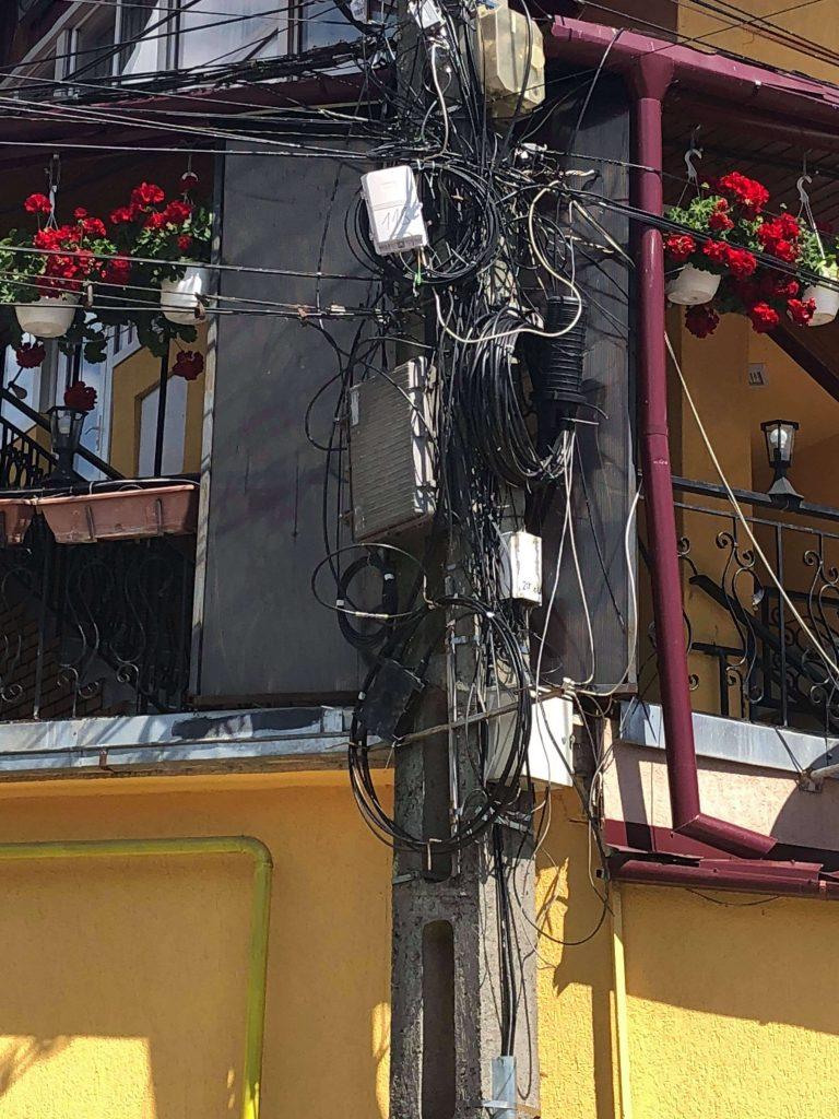 Cablurile din Beclean, în discuţia CL