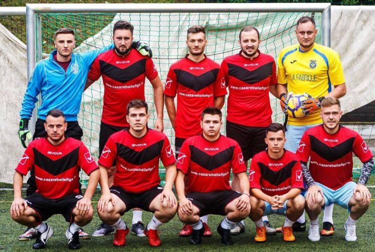 În pragul noului sezon competiţional, echipa de minifotbal a Becleanului caută susţinere