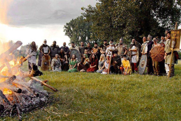 """Începe Festivalul """"Celtic Transilvania"""", lângă Băile Figa"""