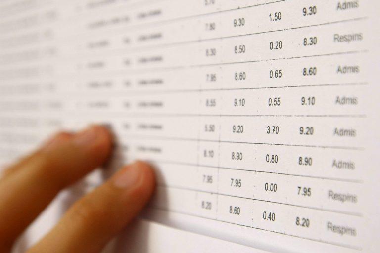 Topul specializărilor din Beclean, după ultima medie de admitere în liceu