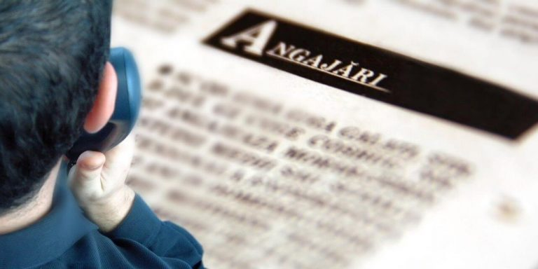 416 locuri de muncă vacante, publicate de AJOFM; 3 sunt în zona Becleanului, la instituții de stat