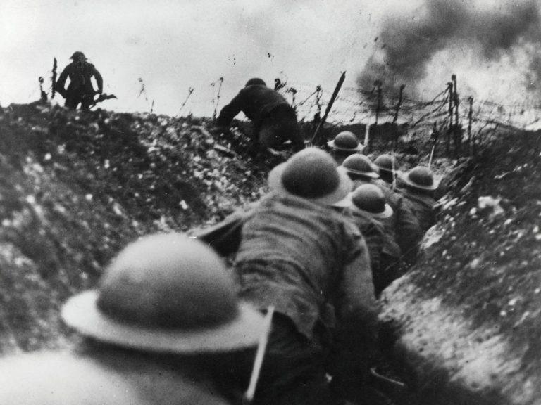 Eroi necunoscuți ai Primului Război Mondial