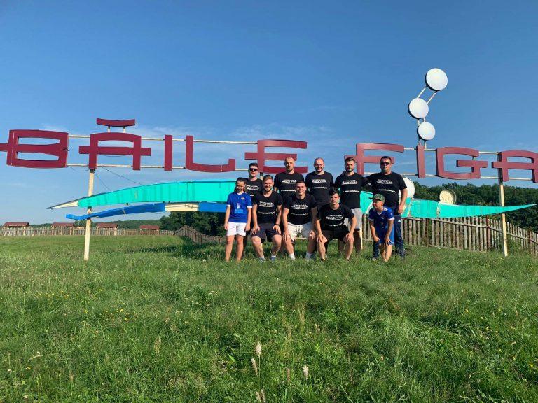Echipa antreprenorului de la Telefoane Beclean va reprezenta Băile Figa la Cupa României de minifotbal